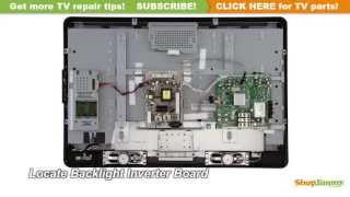 Скачать Philips TV Picture Repair How To Replace A Backlight Inverter