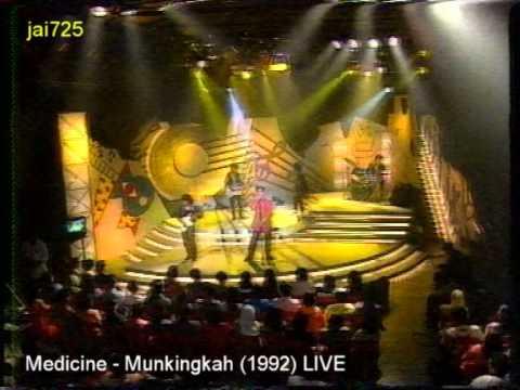 Medicine - Munkingkah (1992) LIVE