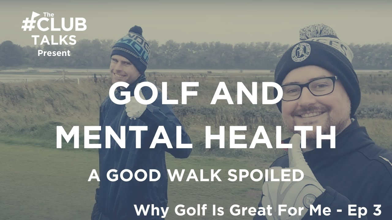 How Golf's Amazing Exercise Helps Your Mental Health
