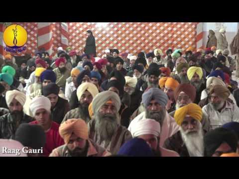 AGSS 2015 : Raag Gauri : Prof Sukhpal Singh ji