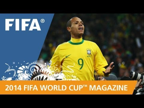 Luis Fabiano: I want one more World Cup
