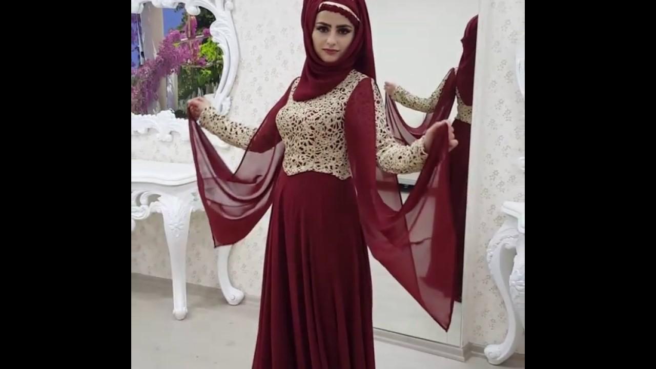 01651cee8eabc En Güzel Etka-Lina tesettür (Türban) gelin başı modelleri - YouTube