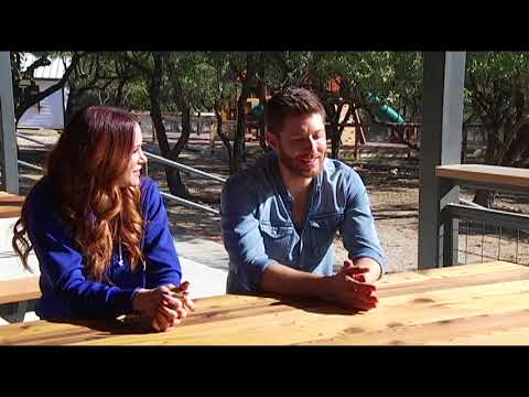 FOX 7 Austin full  with Jensen Ackles and Danneel Ackles  12018