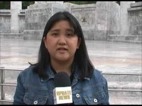 Los Ninos Heroes Mexico City's Boy Heroes