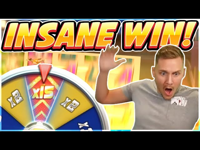 RECORD WIN! Wildhound Derby BIG WIN - HUGE WIN - NEW Slot from Playngo