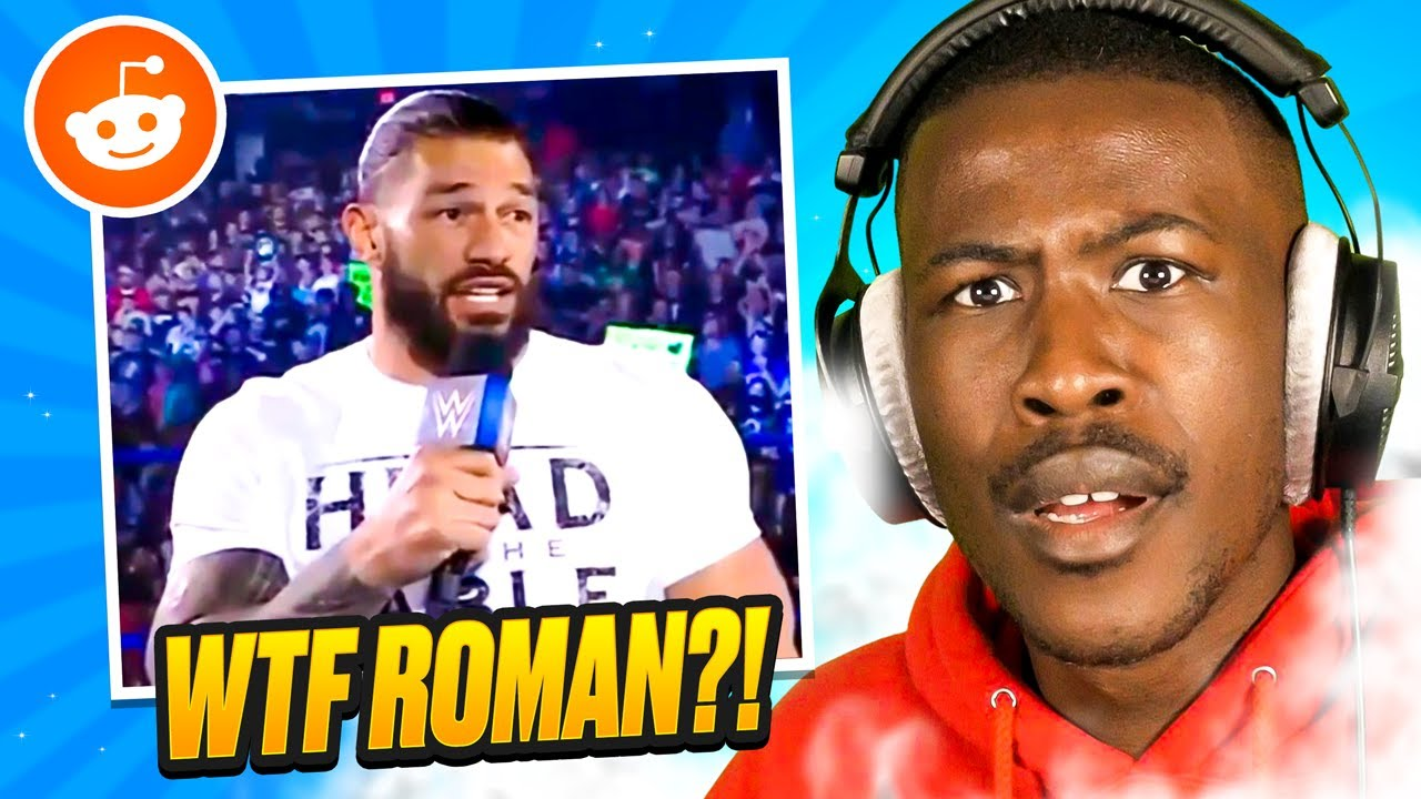 WHAT DID ROMAN REIGNS JUST SAY???