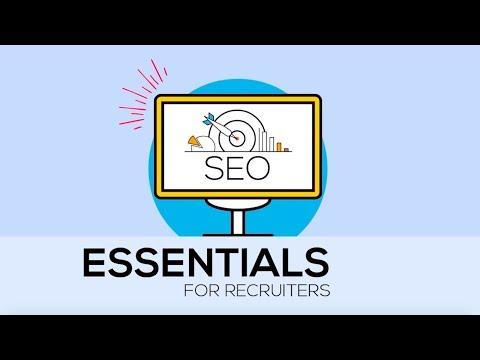 SEO Essentials for Recruiters