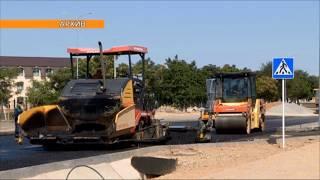 В Шымкенте ожидается масштабный ремонт улиц и дорог