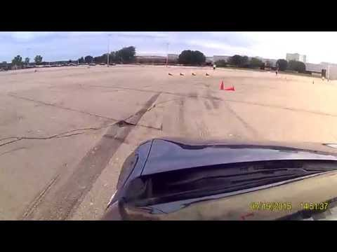 CIR SCCA Autocross 7-9-15 Mossville, James in the FR-S