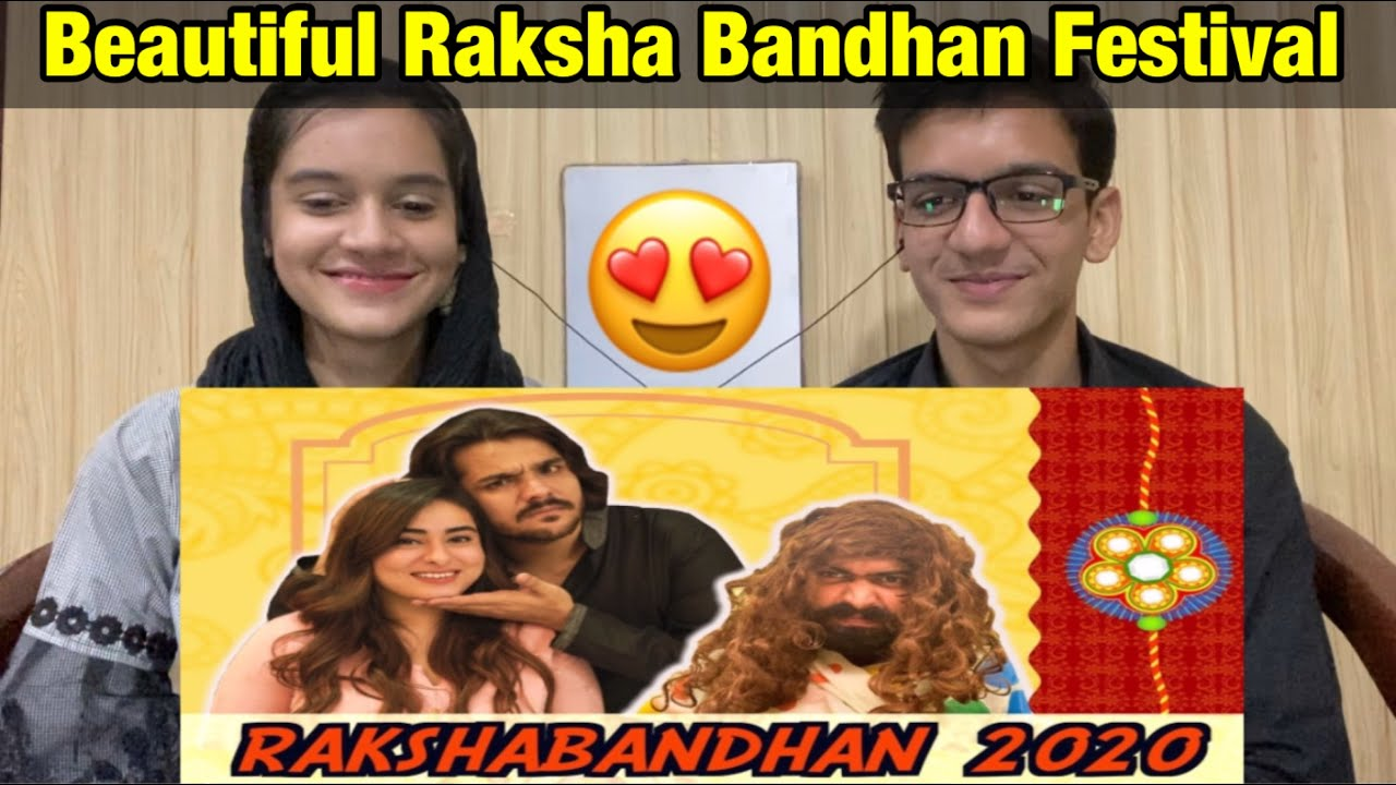 Raksha Bandhan 2020 | Ashish chanchlani | Pakistani Reaction