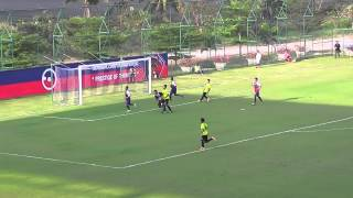 ไฮไลท์ ธนบุรี ซิตี้ vs นนทบุรี FC 23 02 2014