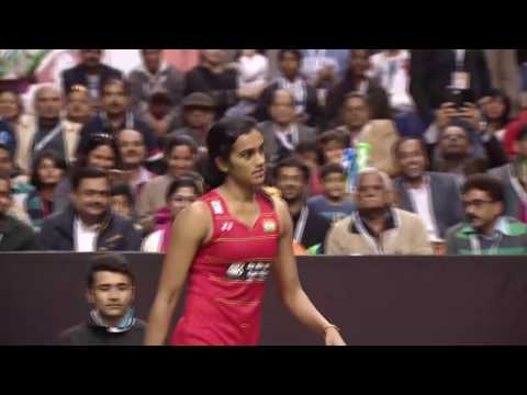 Syed Modi International Badminton C'ships 2017 | F M5-WS | P