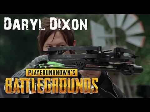 DARYL DIXON HATIRASI ! | Playerunknown's Battlegrounds