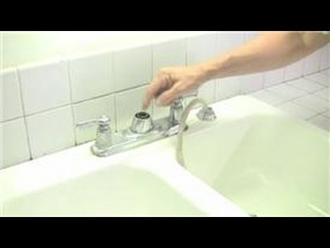 Kitchen Plumbing : How To Repair A Sink Sprayer Diverter