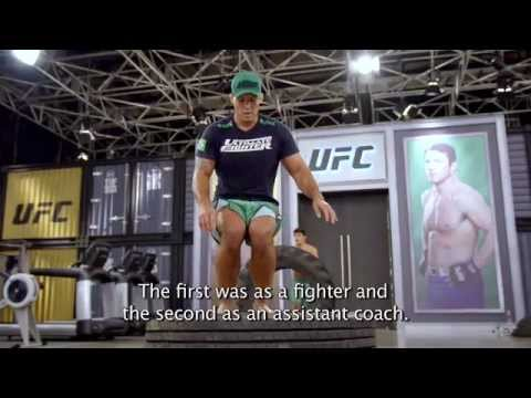 The Ultimate Fighter Brazil 3: Training an Ultimate Fighter