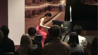 My Student Audrey Chen Age 16 Performing  Chopin Ballade in F minor No 4 ,Op 52