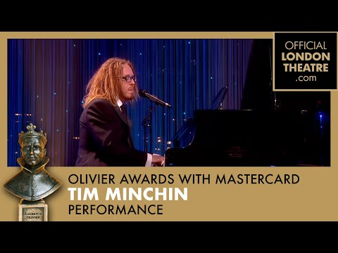 Tim Minchin performs My House at the 2013 Oliviers