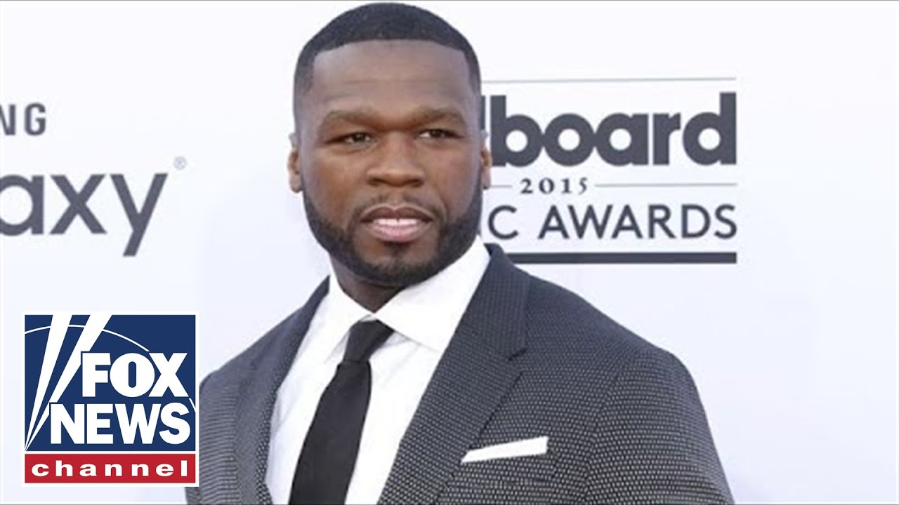 Rapper 50 Cent endorses Trump after seeing Democrats' tax plan