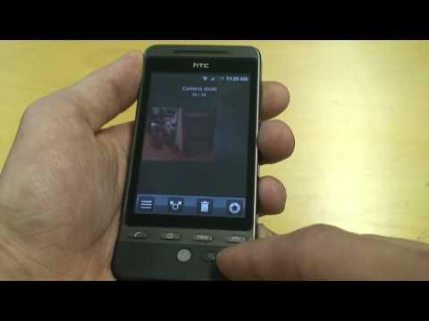 HTC Hero Albums