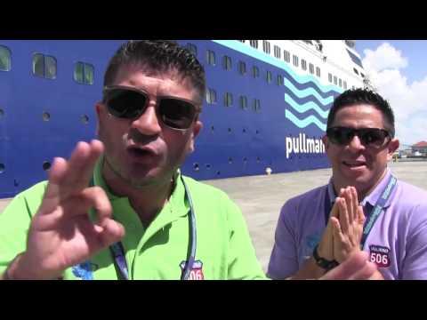 Viajero 506 PGR5 Crucero Pullmantur Cartagena