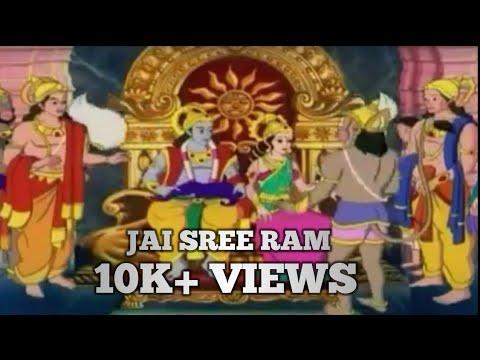 🙏SRI RAM JANKI🙏HANUMAN 2005 MOVIE!! ANIMATED HINDI VIDEO BY UNIVERSAL ANIMATOR