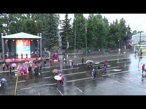 День города!!! Гусь-Хрустальный - прямая трансляция.