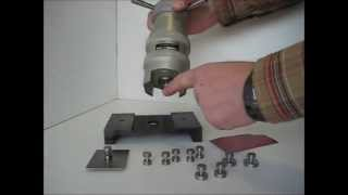 Адгезиметр ОР 04 2012 метод отрыва.wmv(Измерение адгезии покрытий методом отрыва по ИСО 4624 ГОСТ Р 51256 ГОСТ 28574., 2012-04-08T10:25:09.000Z)