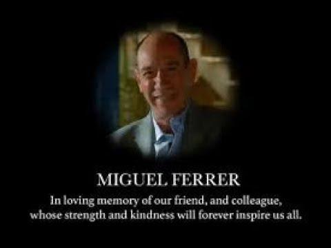 Miguel Ferrer Tribute