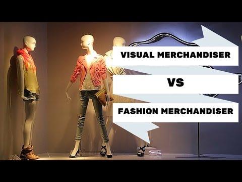 Visual Merchandiser VS Fashion Merchandiser: What they do?