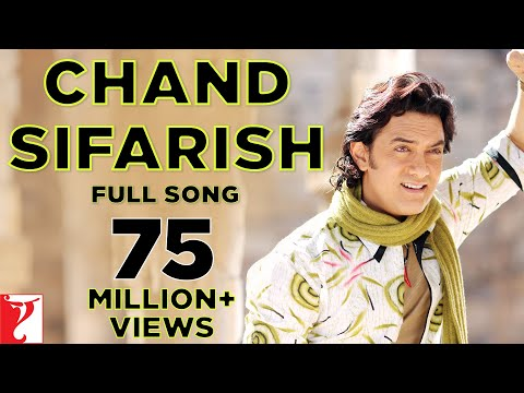 Chand Sifarish  Full Sg  Fanaa  Aamir Khan  Kajol