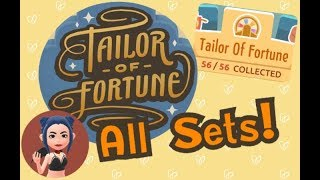 Hotel Hideaway - All Tailor of Fortune Sets (Female)