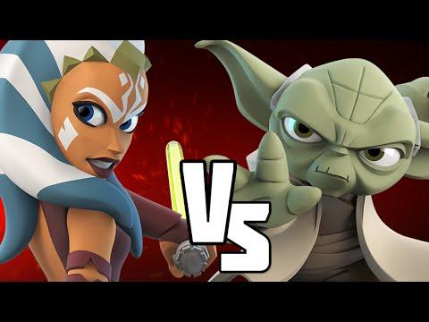 Ashoka VS Yoda
