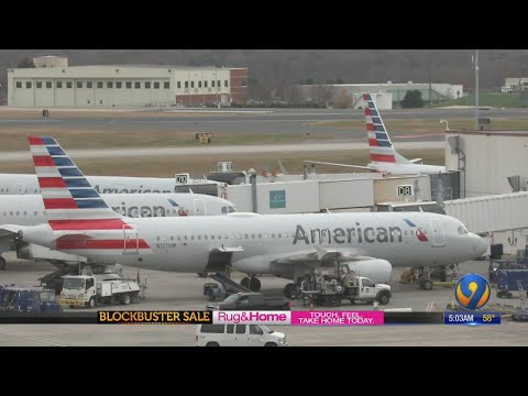 American Airlines Extends Waiver For Change Fees As Coronavirus Spreads