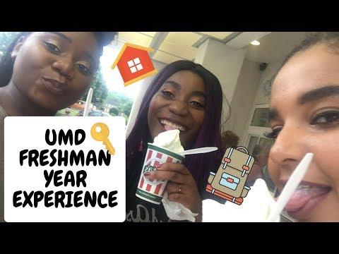 Freshman Year Experience + Advice | University of Maryland