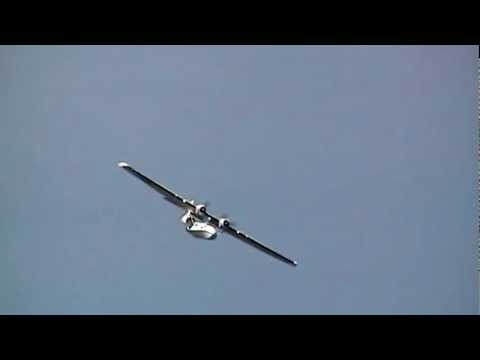 Consolidated PBY Catalina Flying boat at Sunderland airshow 2011