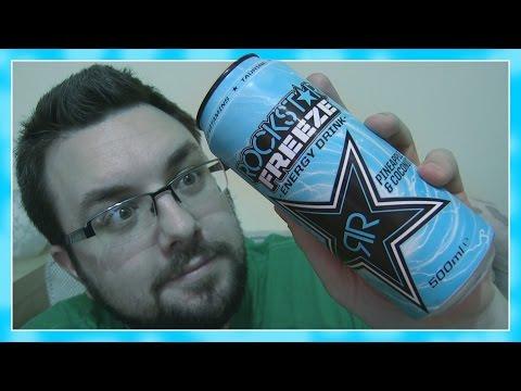 Rockstar Freeze Pineapple & Coconut Review UK