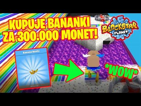 KUPUJE BANANKI ZA 300 000 MONET *wow* | KAMLOX