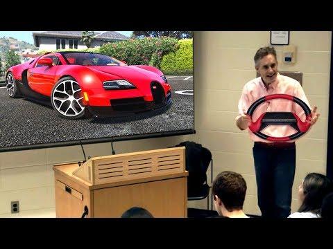 How Cars are so Damn Sexy - Prof. Jordan Peterson