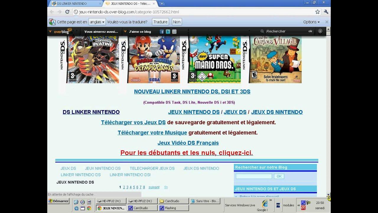 T l charger des jeux ds gratuits youtube - Jeux de poney ville gratuit ...