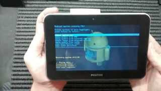Hard reset tablet positivo ypy 7