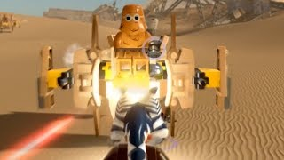 LEGO Star Wars: The Force Awakens - MICROFIGHTER BATTLE Mission