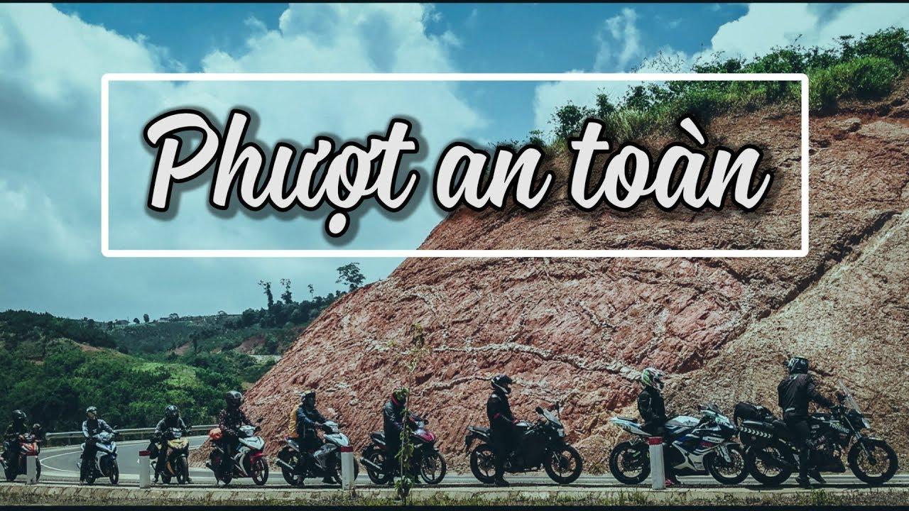 Kinh nghiệm đi phượt bằng xe máy an toàn | MinC Motovlog