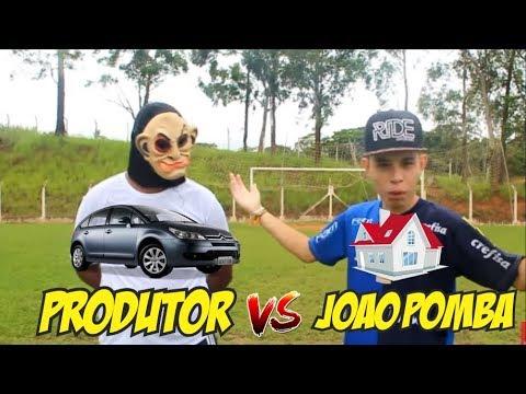 JOÃO POMBA vs PRODUTOR (Casa vs Citroen C4 ?)