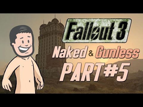 Fallout 3 Naked & Gunless - #5 Gunless Tenpenny Takeover