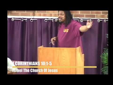 ISRAEL THE CHURCH OF JESUS