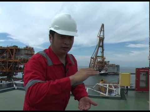 "Serial How To Make The Things: ""How to do The Offshore Job 3"" Segment 1 of 4"