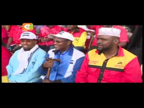 12 injured as Jubilee, Economic Freedom Party supporters clash in Mandera