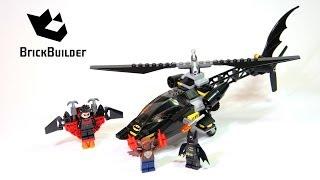 Lego Super Heroes 76011 Batman: Man-Bat Attack - Lego Speed Build