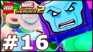LEGO Marvel Superheroes 2 - Part 16 - Onion Head! (HD Gameplay Walkthrough)