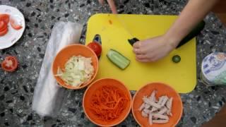 Как приготовить Шаурму по ПП рецепту